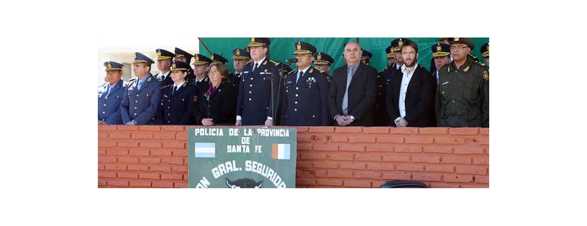 La guardia rural Los Pumas celebró sus 55 años de creación