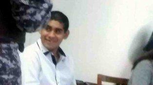 Marcos Mamanimantuvo una risa socarrona durante todo el proceso y se burló de sus víctimas.