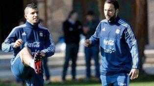 Higuaín y Agüero, en la lista de convocados por  Bauza para las eliminatorias