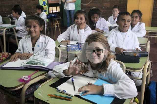 Censal. La realizarán los alumnos de nivel primario (3º y 6 grado) y secundario (2º y 5º).