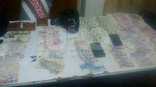 Detuvieron a tres colombianos con dólares falsos en Santo Tomé