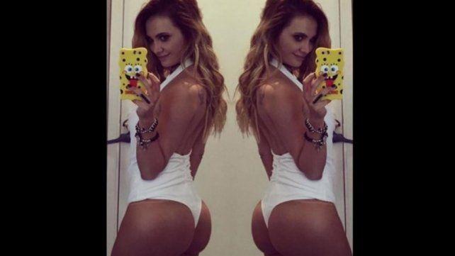 Melina Pitra derritió Instagram con una foto súper hot