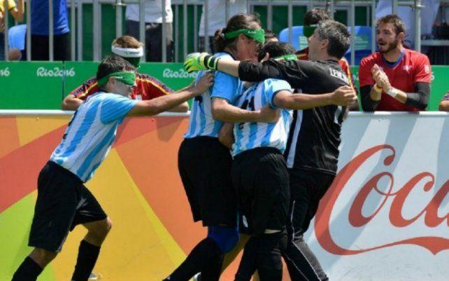 Los Murciélagos, de bronce: vencieron a China y quedaron terceros en los Paralímpicos