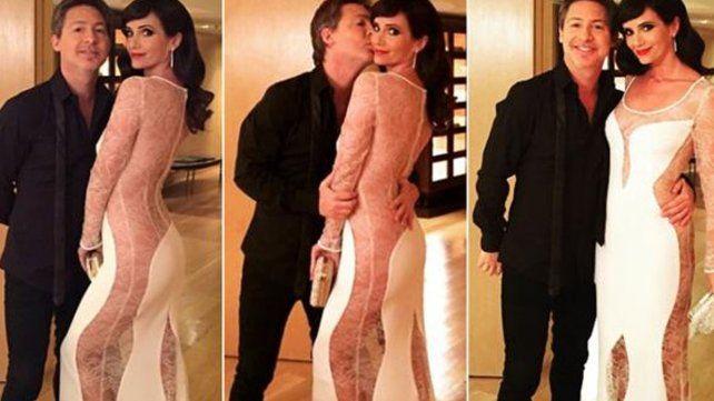 Adrián Suar y Griselda Siciliani se separaron, después de ocho años juntos