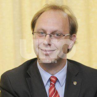 Optimista. Saglione dijo que de no mediar inconvenientes, no pasará mucho tiempo para firmar el convenio con Nación.
