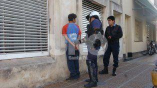 Prevención. El rol que debería tener la policía según De Olazábal.