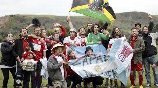 Waiheke, el club neozelandés que conquistó a un santafesino