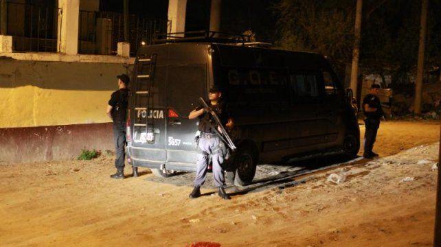 Detuvieron a cuatro personas con pedido de captura tras megaoperativos en barrios de la ciudad
