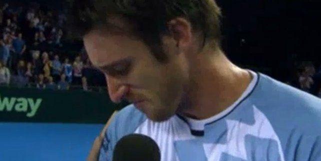 Hasta las lágrimas: emocionado, Mayer se quebró tras el gran triunfo
