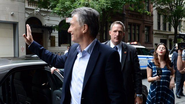 El presidente Macri afirmó que el reclamo de Malvinas es permanente y no negociable
