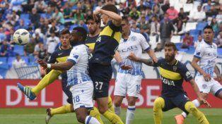 Boca y Godoy Cruz empataron 1 a 1
