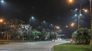 Se licitó la compra de materiales para incorporar 680 artefactos de tecnología LED