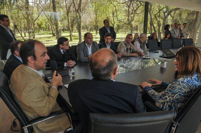 Ciudad verde: Se firmó un convenio para producir energía con el biogás del relleno sanitario