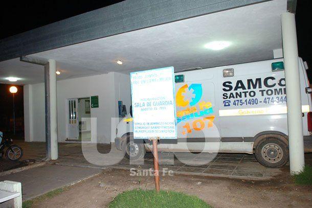 Amenazaron y agredieron a trabajadores del Samco de Santo Tomé