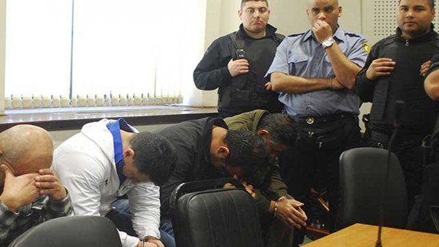 Cinco policías rosarinos fueron condenados a prisión e inhabilitados para ejercer la función pública