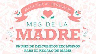 Mes de la Madre de increíbles ofertas con Beneficios UNO y Santafecomercio.com