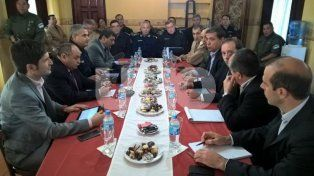El Comité Operativo Conjunto se reunió para definir el despliegue de las fuerzas federales