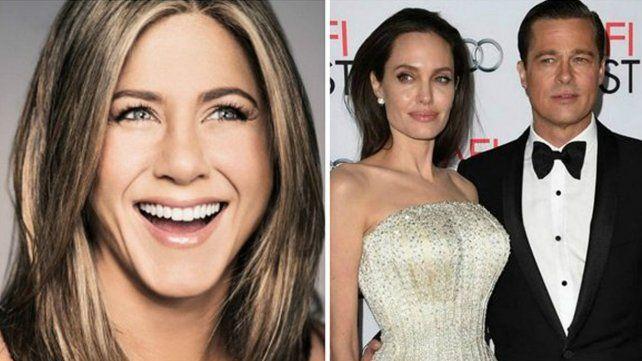 La venganza de Jennifer Aniston! Los crueles memes que se burlan del quiebre de Brad y Angelina