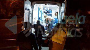 Perdió sus dos piernas al caer debajo del tren en la ciudad de Rafaela