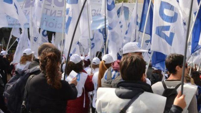 UDA hará un paro nacional docente el martes 27 de septiembre