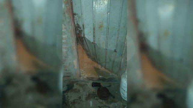 Se escapó esta mañana el detenido por el crimen de un hombre en Santo Tomé
