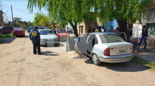 Cayó un policía en actividad con cocaína fraccionada para venta y consumo