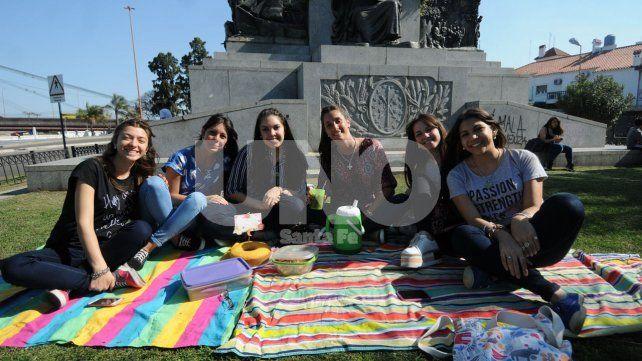 La Costanera vuelve a ser el punto de encuentro en el Día de la Primavera