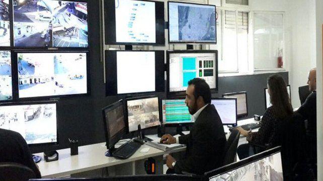 Se incorporaron 48 nuevas cámaras al Centro de Monitoreo municipal