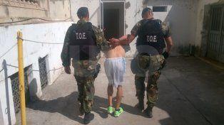 La TOE detuvo a un joven que tenía pedido de captura por varios hechos