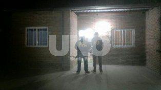 Secuestraron droga durante allanamientos realizados tras la detención de un policía con cocaína en su poder