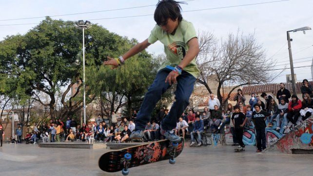 Skateboarding: el Circuito Nacional regresa a Candioti Park