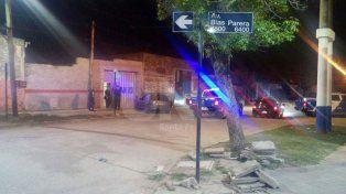 Violentos delincuentes se tirotearon con la policía, pero terminaron detenidos