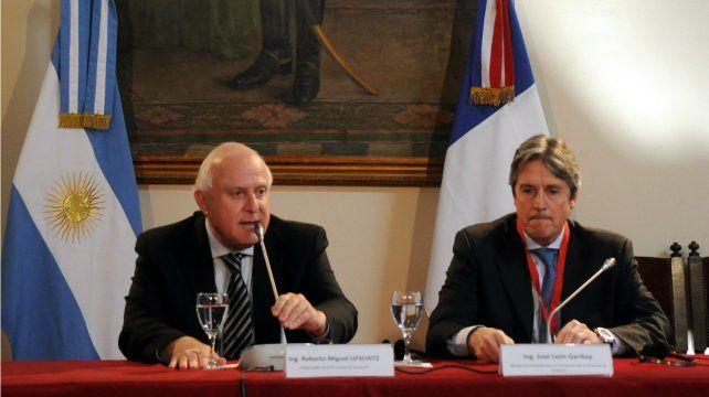 Lifschitz: La provincia de Santa Fe tiene muy buenas oportunidades para invertir