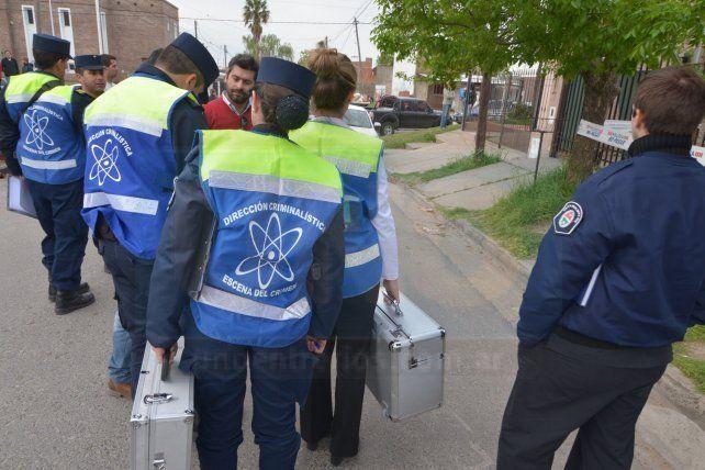 Paraná: fue asaltada por motochorros en la puerta de su casa y murió del susto