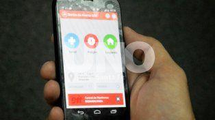 Así es la app para teléfonos con Android.