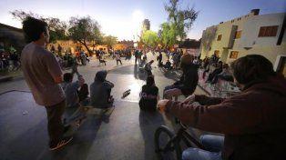 Primavera Joven: En Candioti Park cerró una semana dedicada a la participación de los jóvenes santafesinos