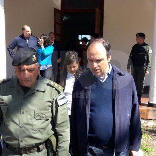 reacondicionan el ex gada para recibir este jueves a los gendarmes en santa fe