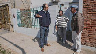 La remodelación de Avenida Peñaloza ya cuenta con un 35% de avance