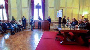 Nuevo Hospital Iturraspe: Nación subsidia el 70 % de la última etapa