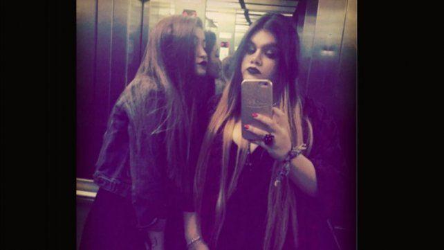 Morena Rial sigue sorprendiendo con sus selfies frente al espejo
