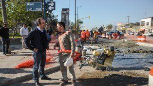 Metrofé: La obra en Avenida Blas Parera está cambiando el Norte de la ciudad