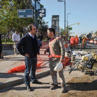 metrofe: la obra en avenida blas parera esta cambiando el norte de la ciudad