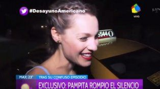 Pampita opinó del video de la China Suárez con sus hijos: Lo único que quieren es...