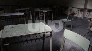 Se dispuso una jornada de duelo y paro de docentes