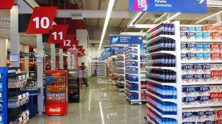 En estudio. Se analiza la construcción de supermercados que superan los 400 metros cuadrados.