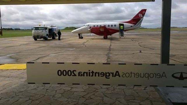 Por falta de bomberos, quedó inoperable el Aeropuerto de Reconquista