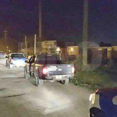 Tras una persecución arrestaron a un hombre armado, con cocaína y marihuana en Los Hornos