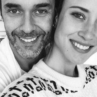 Tras los rumores de infidelidad, Mariano Martínez se le declaró a su novia santafesina