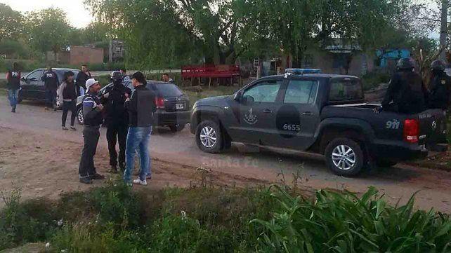 Cuatro detenidos durante los allanamientos por el chico de 11 años baleado en Las Lomas