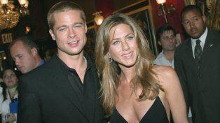 El encuentro secreto de Jennifer Aniston y Brad Pitt días antes del divorcio con Angelina Jolie